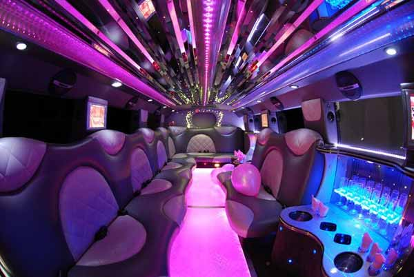 Clarksville party bus